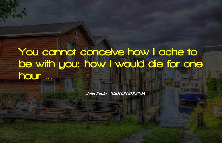 John Keats Quotes #721287