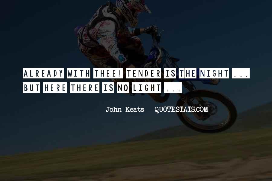 John Keats Quotes #77756