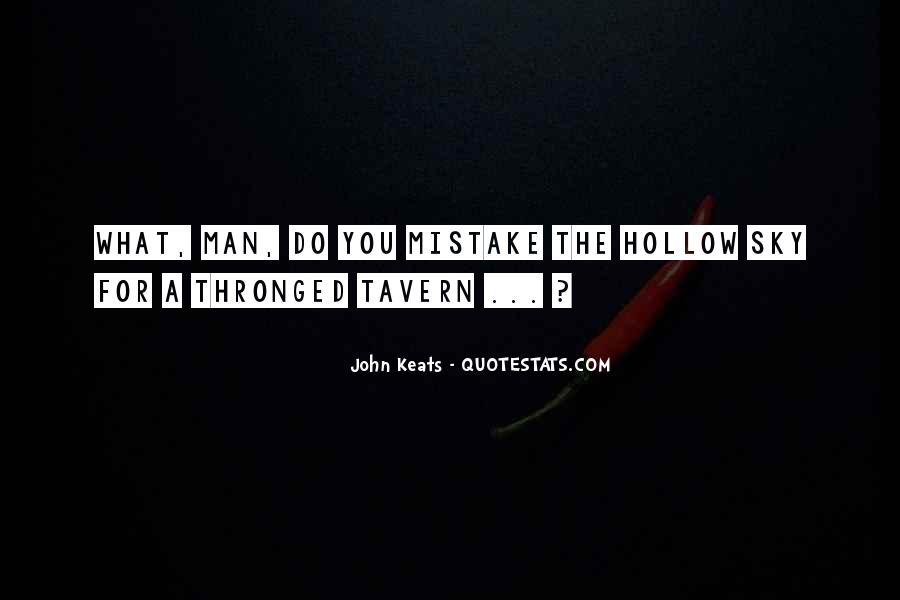 John Keats Quotes #807514