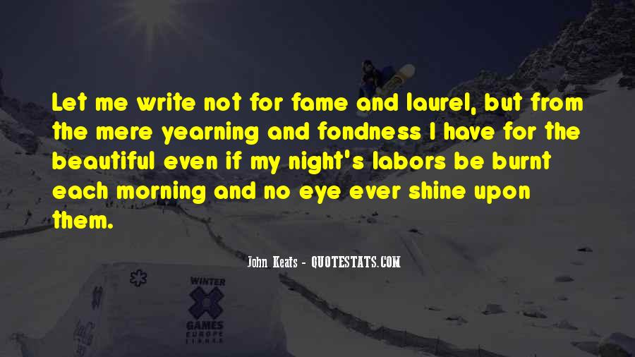 John Keats Quotes #832159