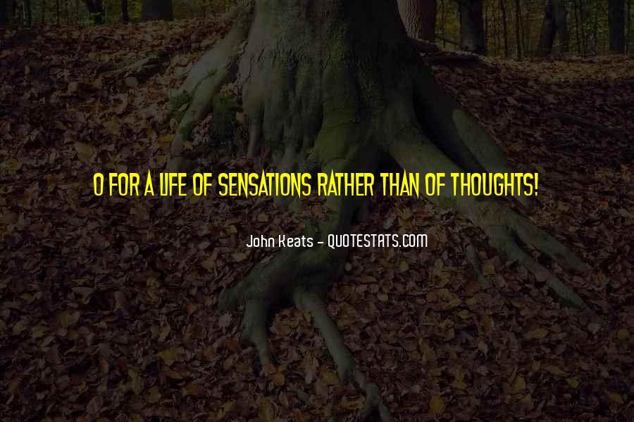 John Keats Quotes #947857