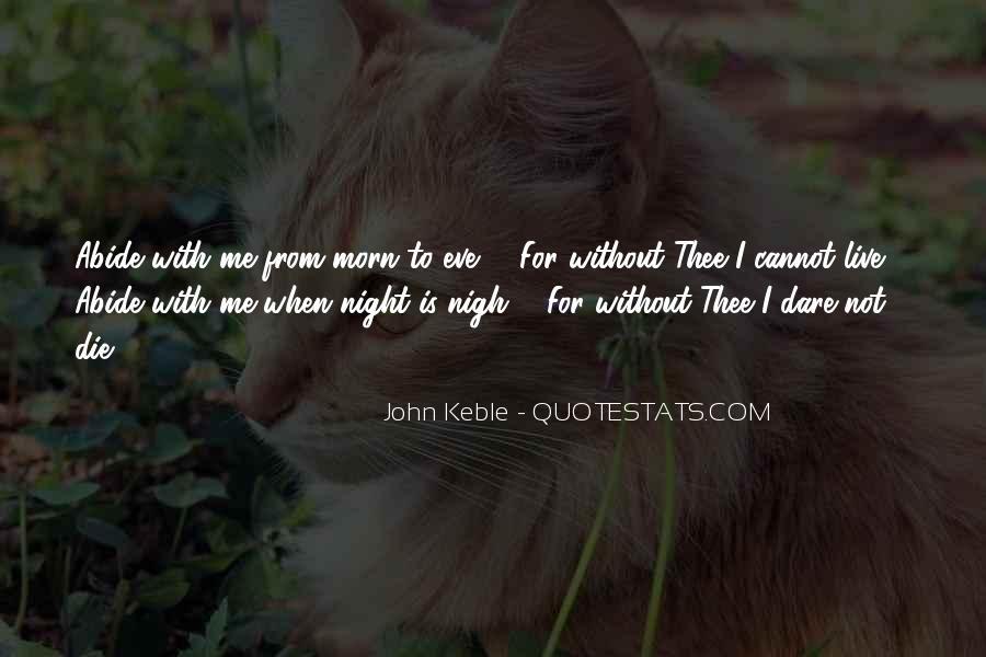John Keble Quotes #1245094