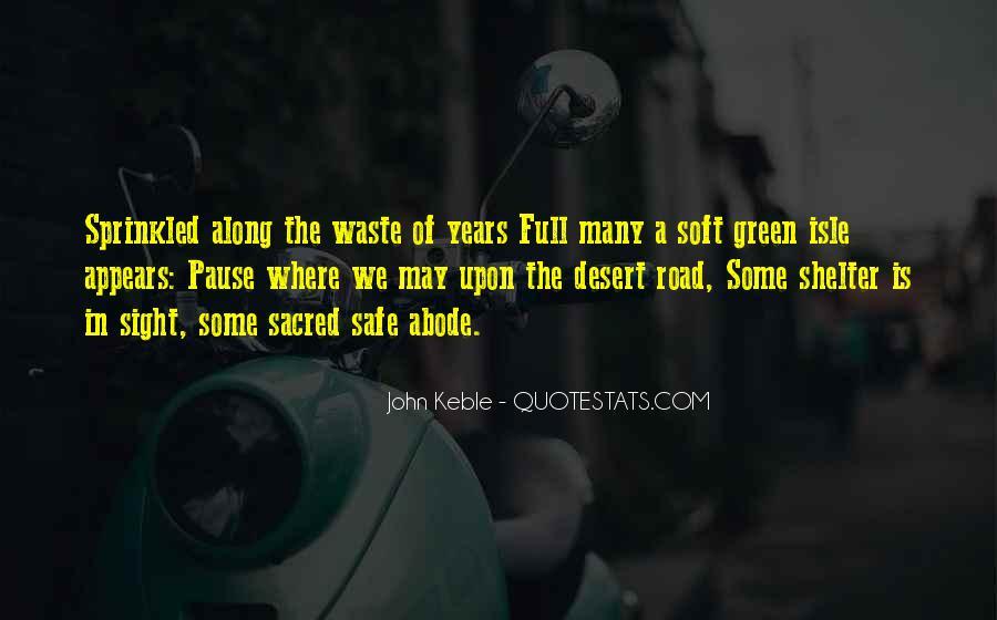 John Keble Quotes #1264485