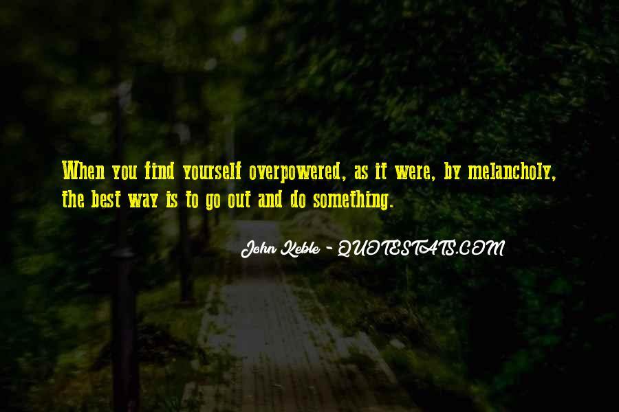 John Keble Quotes #1500641