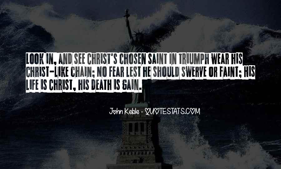 John Keble Quotes #1511694