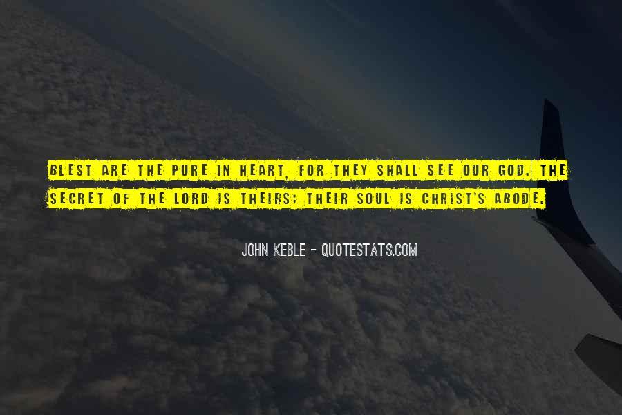 John Keble Quotes #1603409