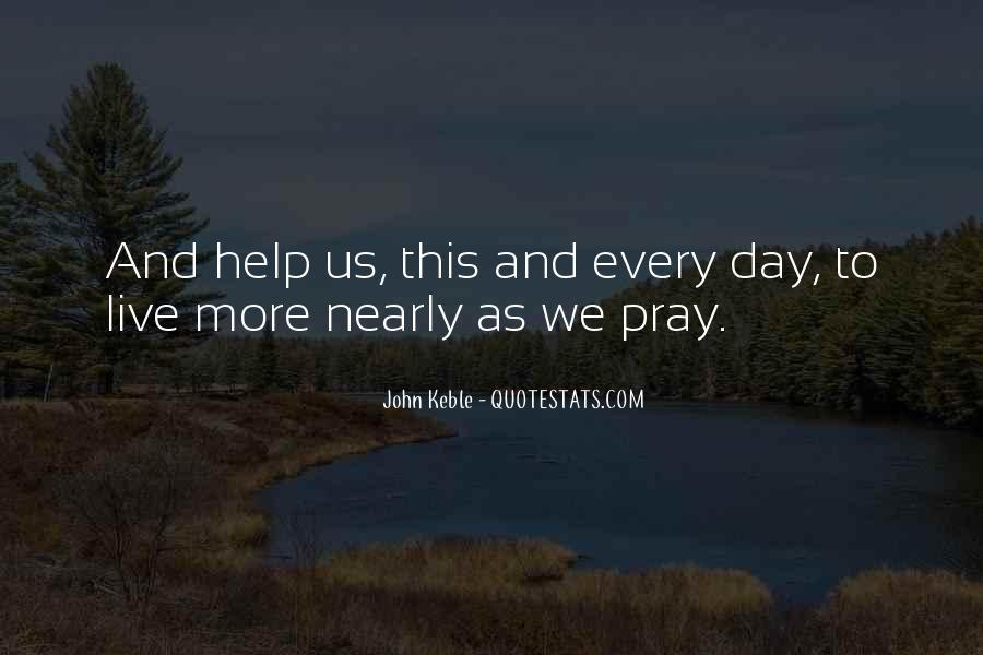 John Keble Quotes #1605454