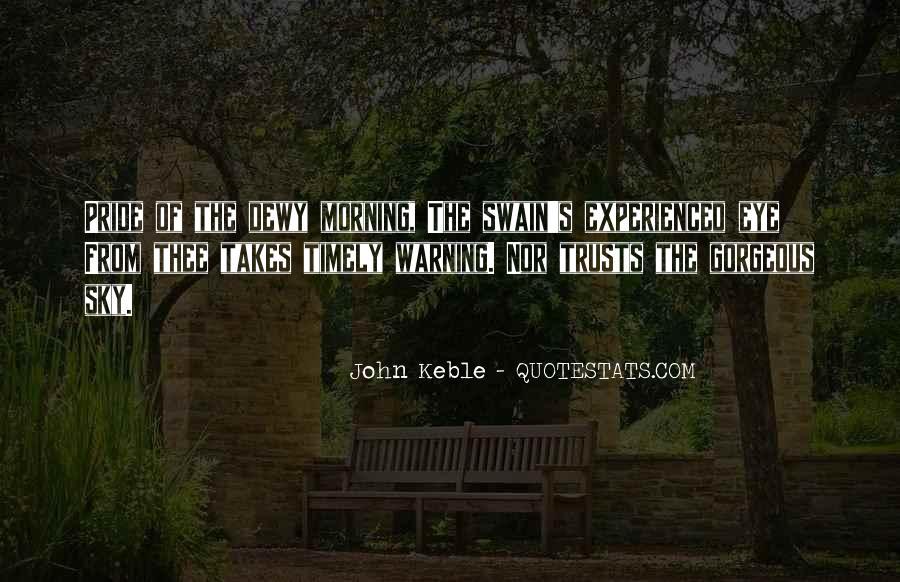 John Keble Quotes #1825178