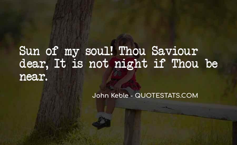 John Keble Quotes #291594