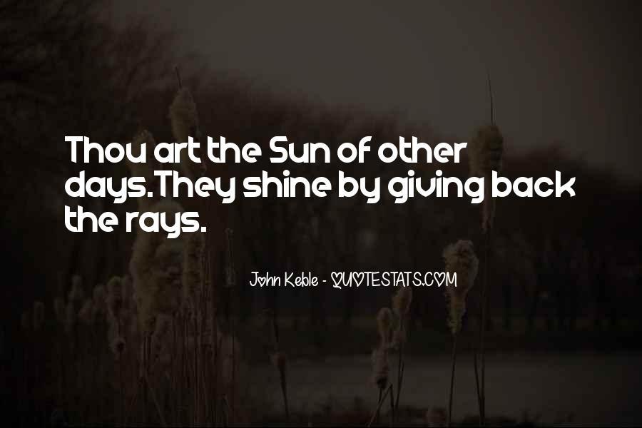 John Keble Quotes #394436