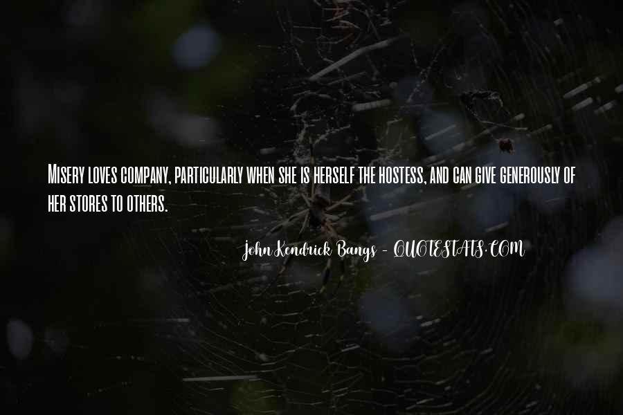John Kendrick Bangs Quotes #1027646
