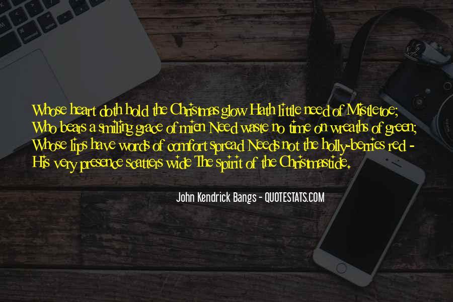 John Kendrick Bangs Quotes #1161995
