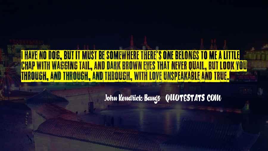John Kendrick Bangs Quotes #1701983