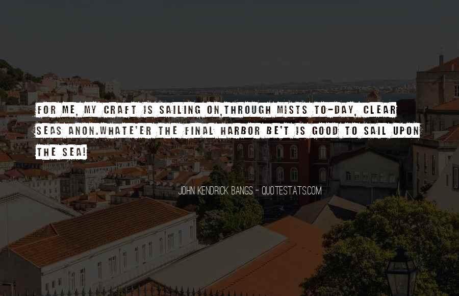 John Kendrick Bangs Quotes #857334