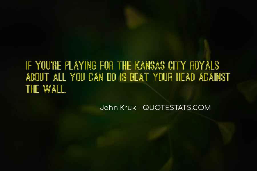 John Kruk Quotes #1290658