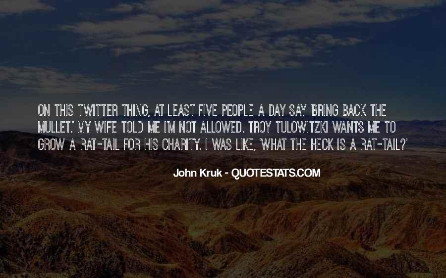 John Kruk Quotes #1854491