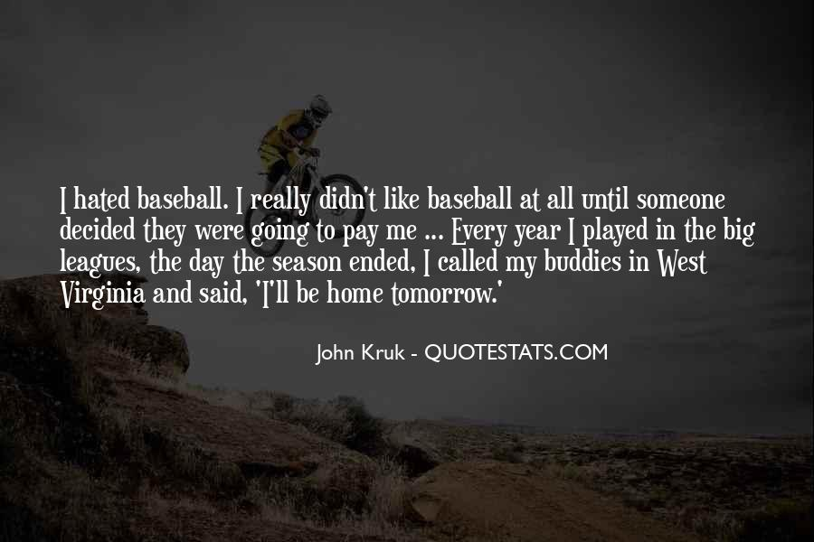 John Kruk Quotes #309301
