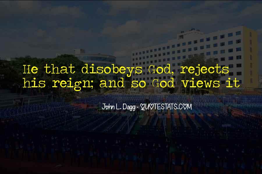 John L. Dagg Quotes #1766137
