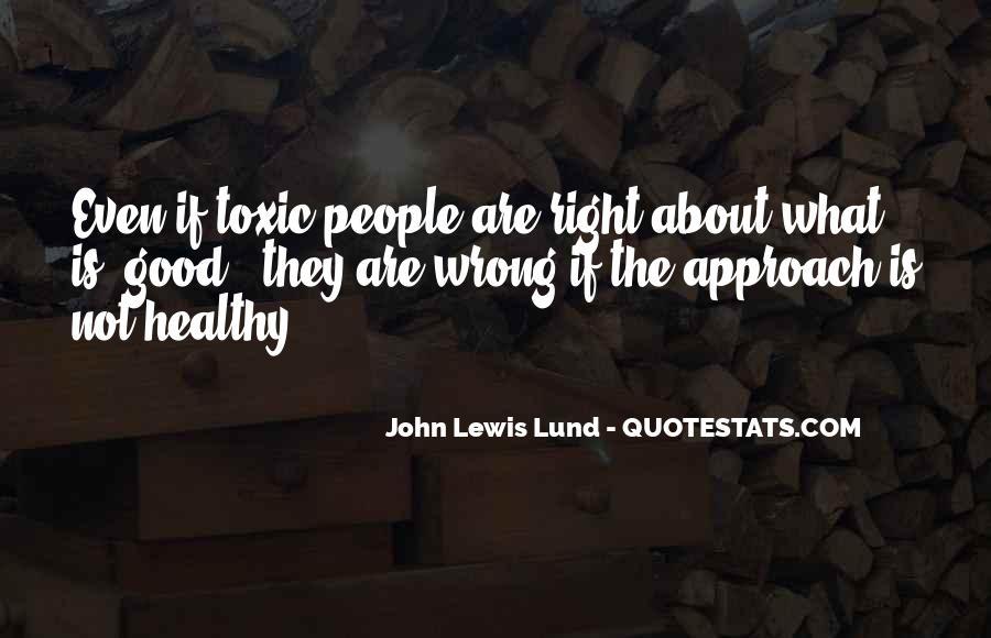 John Lewis Lund Quotes #643142