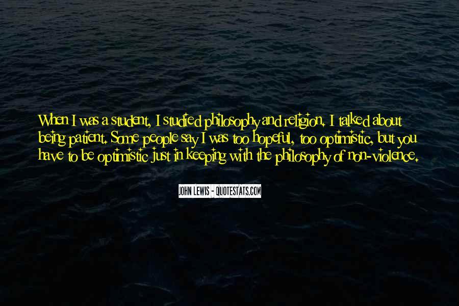 John Lewis Quotes #1126391