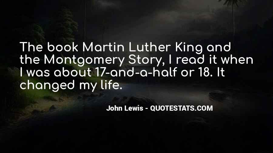 John Lewis Quotes #1573792
