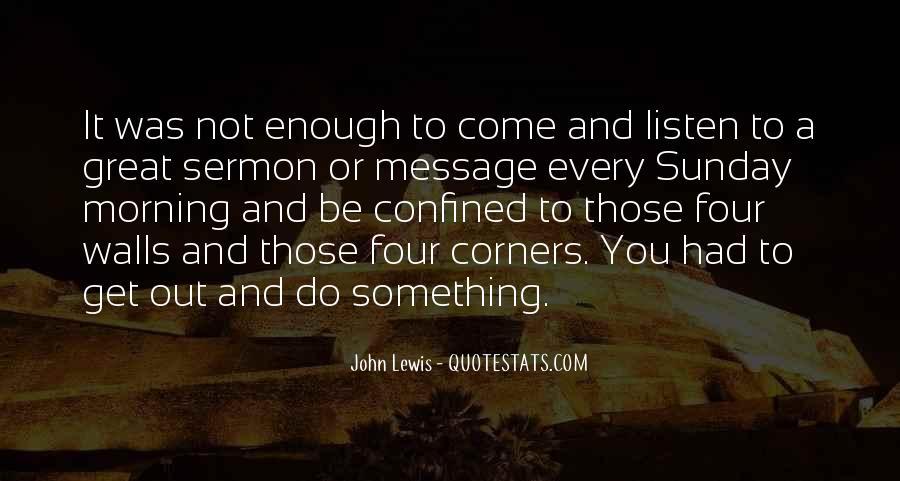 John Lewis Quotes #1708028
