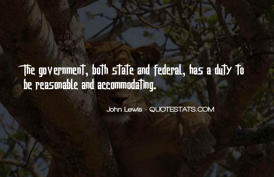 John Lewis Quotes #291938