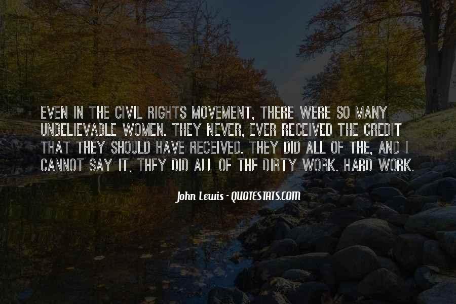 John Lewis Quotes #366914