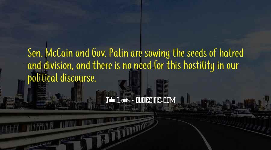John Lewis Quotes #395987