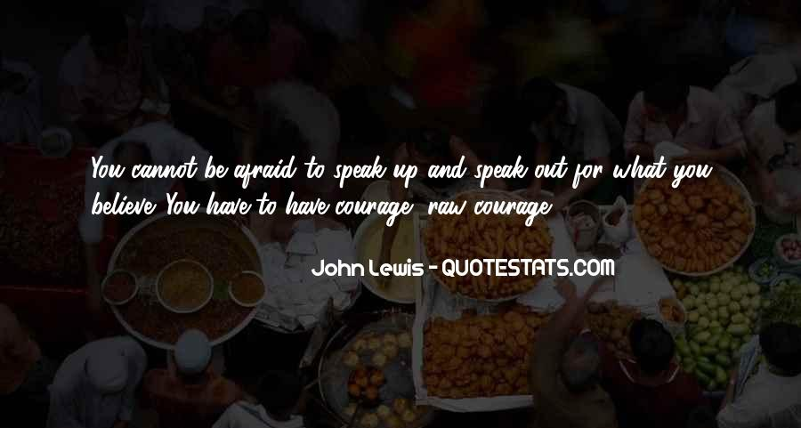 John Lewis Quotes #410076