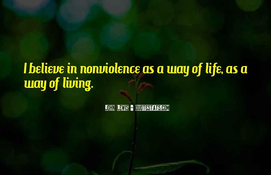 John Lewis Quotes #485941