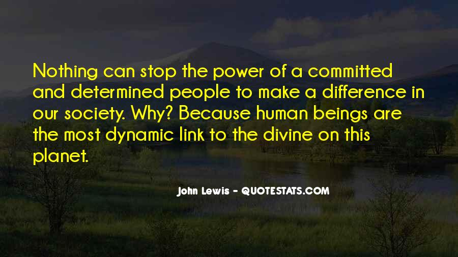 John Lewis Quotes #745521