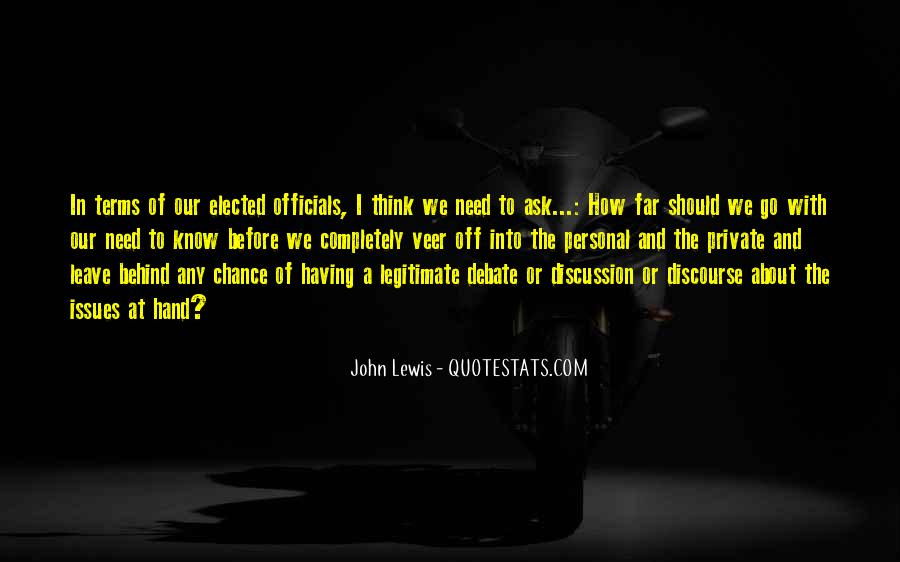 John Lewis Quotes #746747