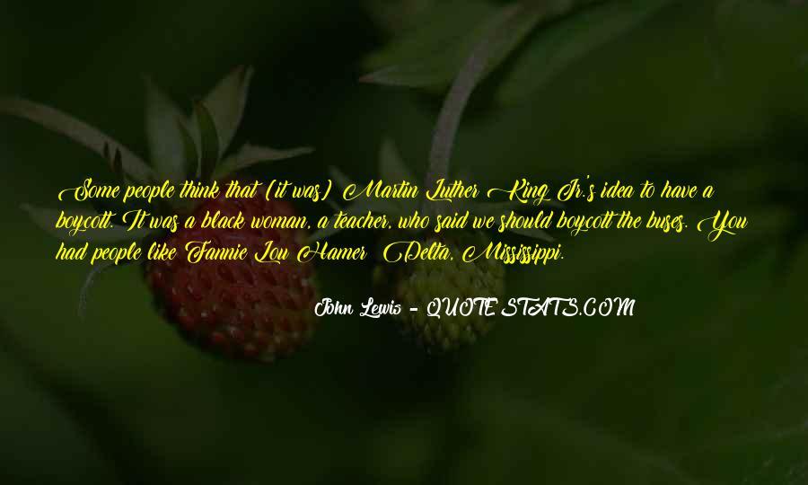 John Lewis Quotes #794417