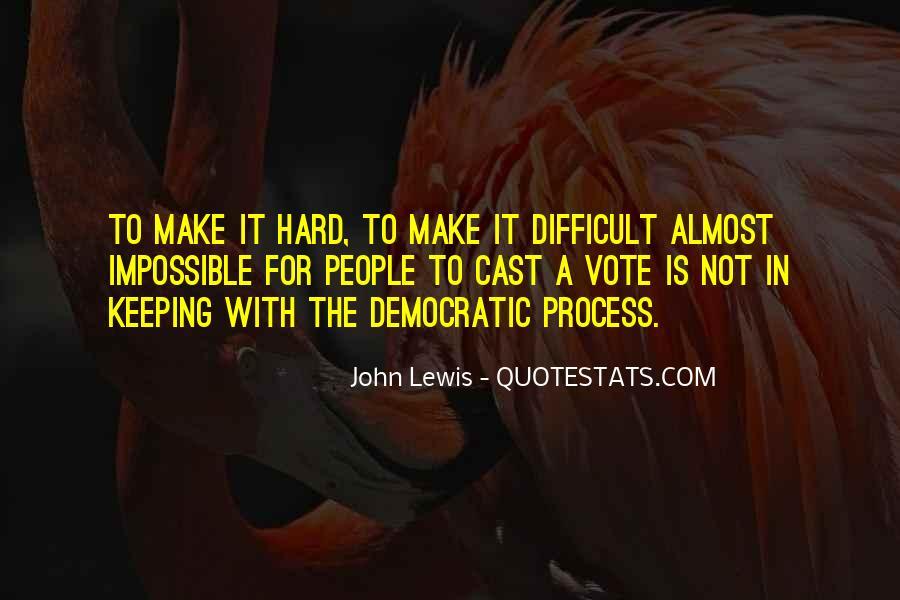 John Lewis Quotes #936897