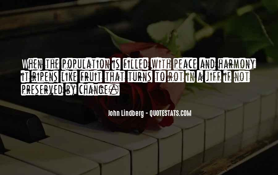 John Lindberg Quotes #215468