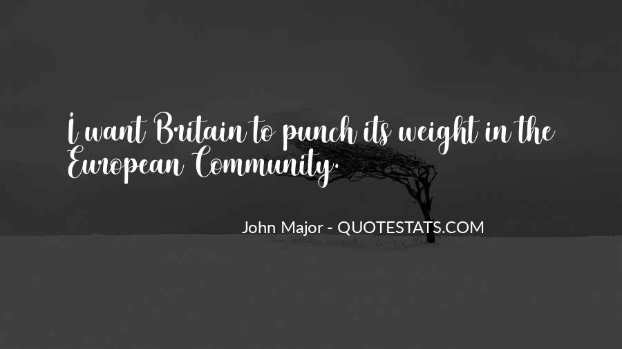John Major Quotes #1043234