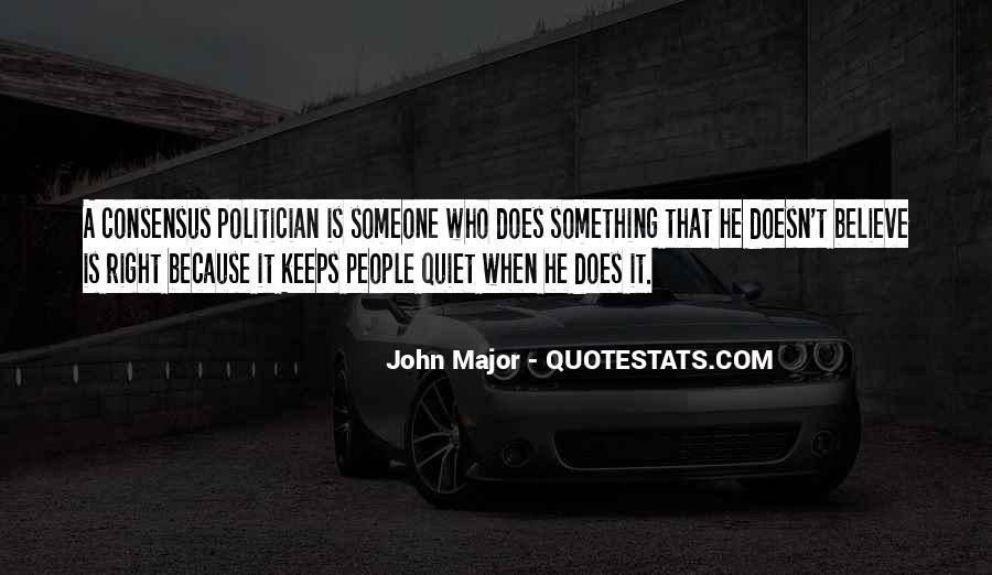 John Major Quotes #1146610