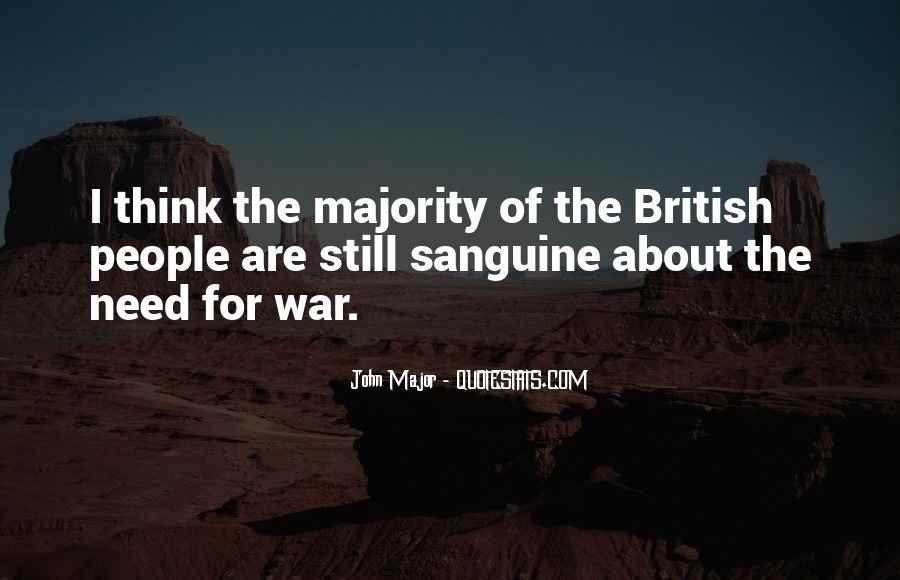 John Major Quotes #1221480