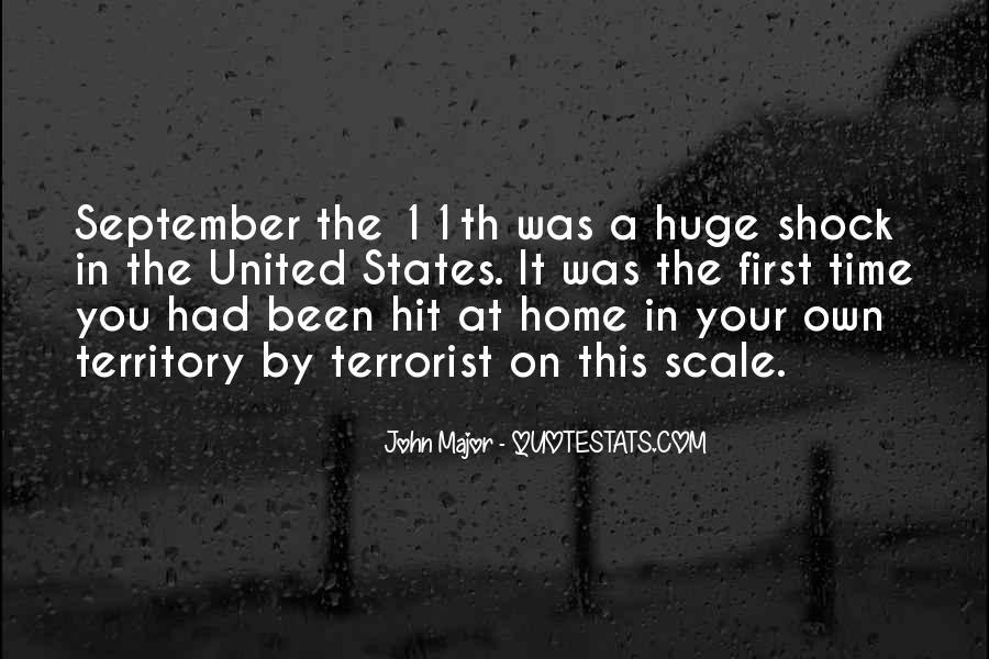 John Major Quotes #1298424