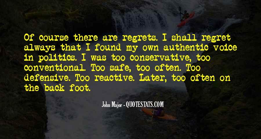 John Major Quotes #1374409