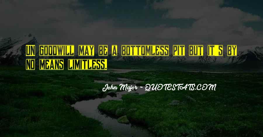 John Major Quotes #1444439