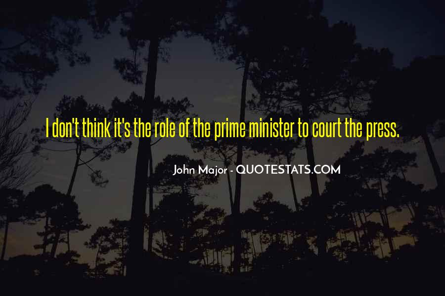 John Major Quotes #1517953