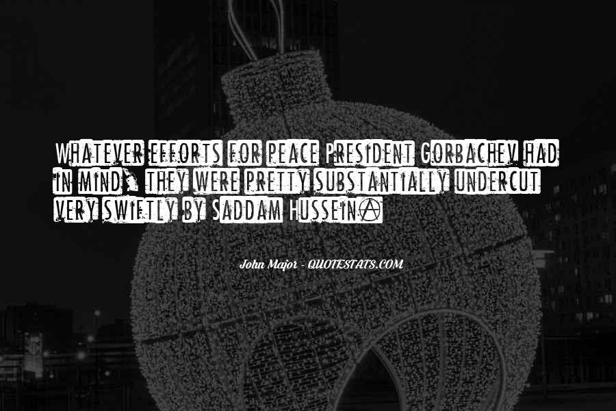 John Major Quotes #1661892
