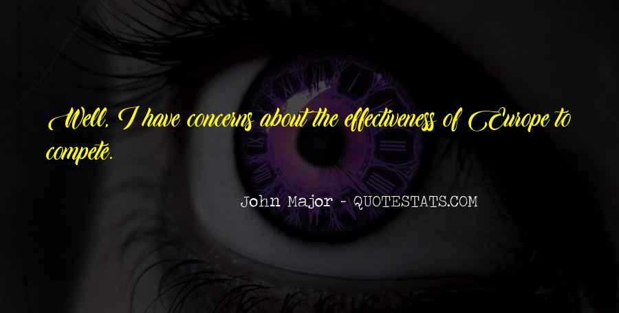 John Major Quotes #224119