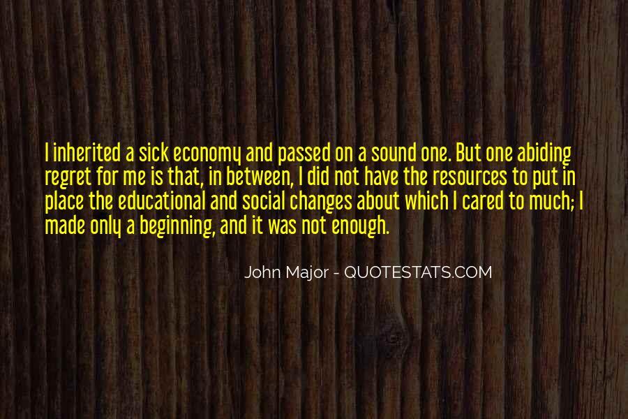 John Major Quotes #335543