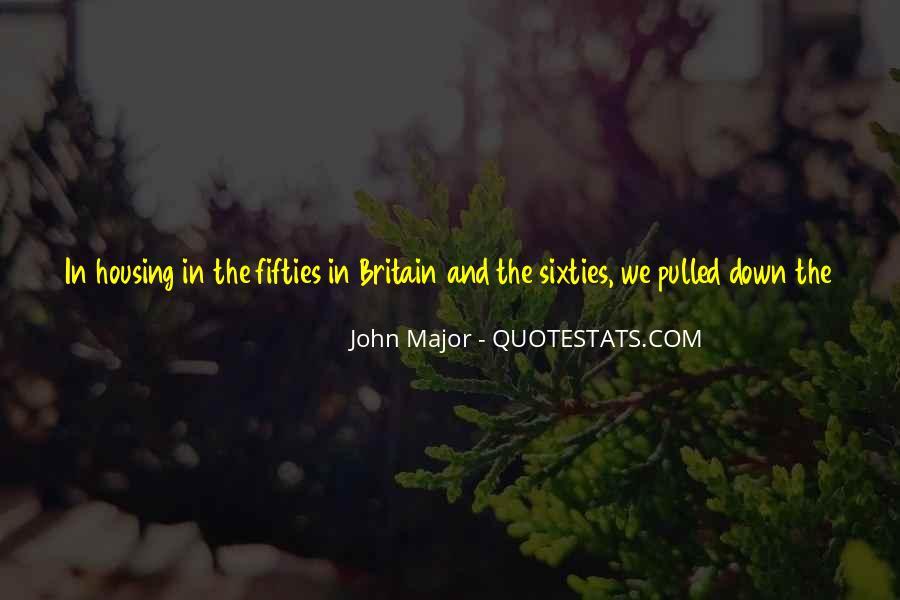 John Major Quotes #342257