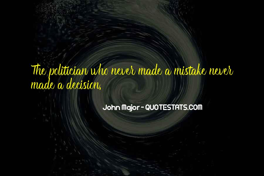 John Major Quotes #345753