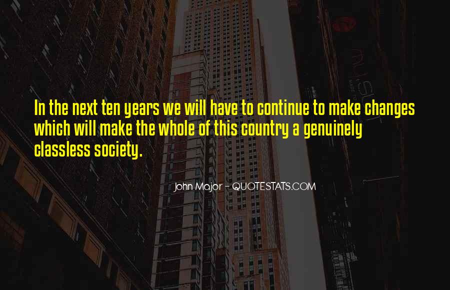 John Major Quotes #359465