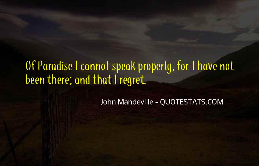 John Mandeville Quotes #1783715